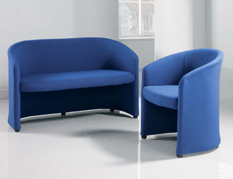 DAMS-Slender-Reception-furniture-1-or-2-Seater-Upholstered-Tub-chairs-2-colours