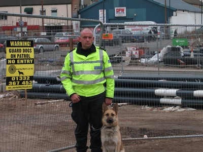 Security Dog Unit, Security Dog Unit Midlands, Security Dog Unit Derby, Security Dog Units