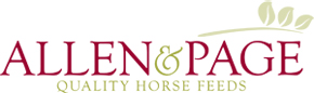 Allen & Page horse feed