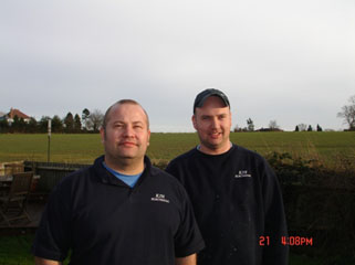 Kevin and Steve - Electricians