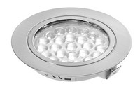 High Powered Cabinet LED-Recessed