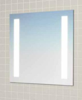 Bathroom lighting mirror