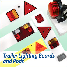 Trailer Lighting Boards and Pods