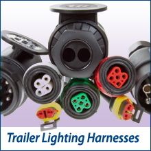 Trailer Lighting Harnesses