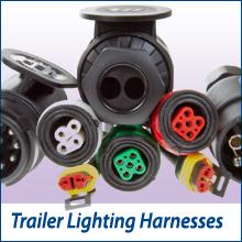 Trailer Lighting Harnesses