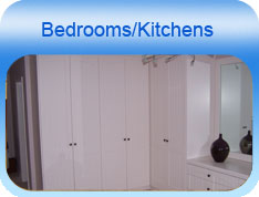 Bedrooms/Kitchens