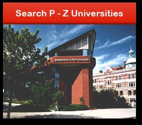 P - Z Universities
