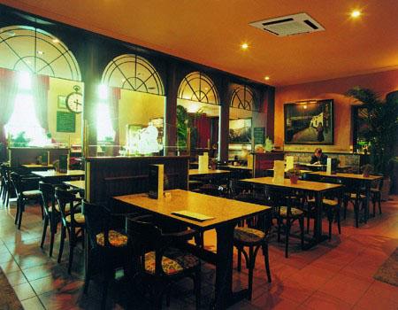 restaurant air con