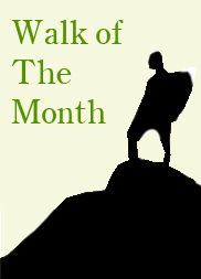 walk of the month