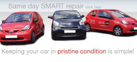 Same day SMART repair click here