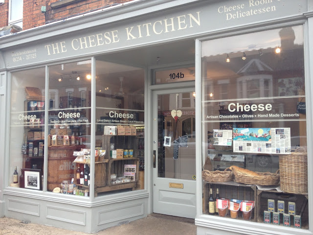 The Cheese Kitchen is a gourmet food shop in Bedford. We stock the finest cheeses, wines, desserts, pickles & chutneys.