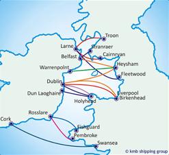 Irish Shipping | Irish Shipping Services | Irish Shipping Company