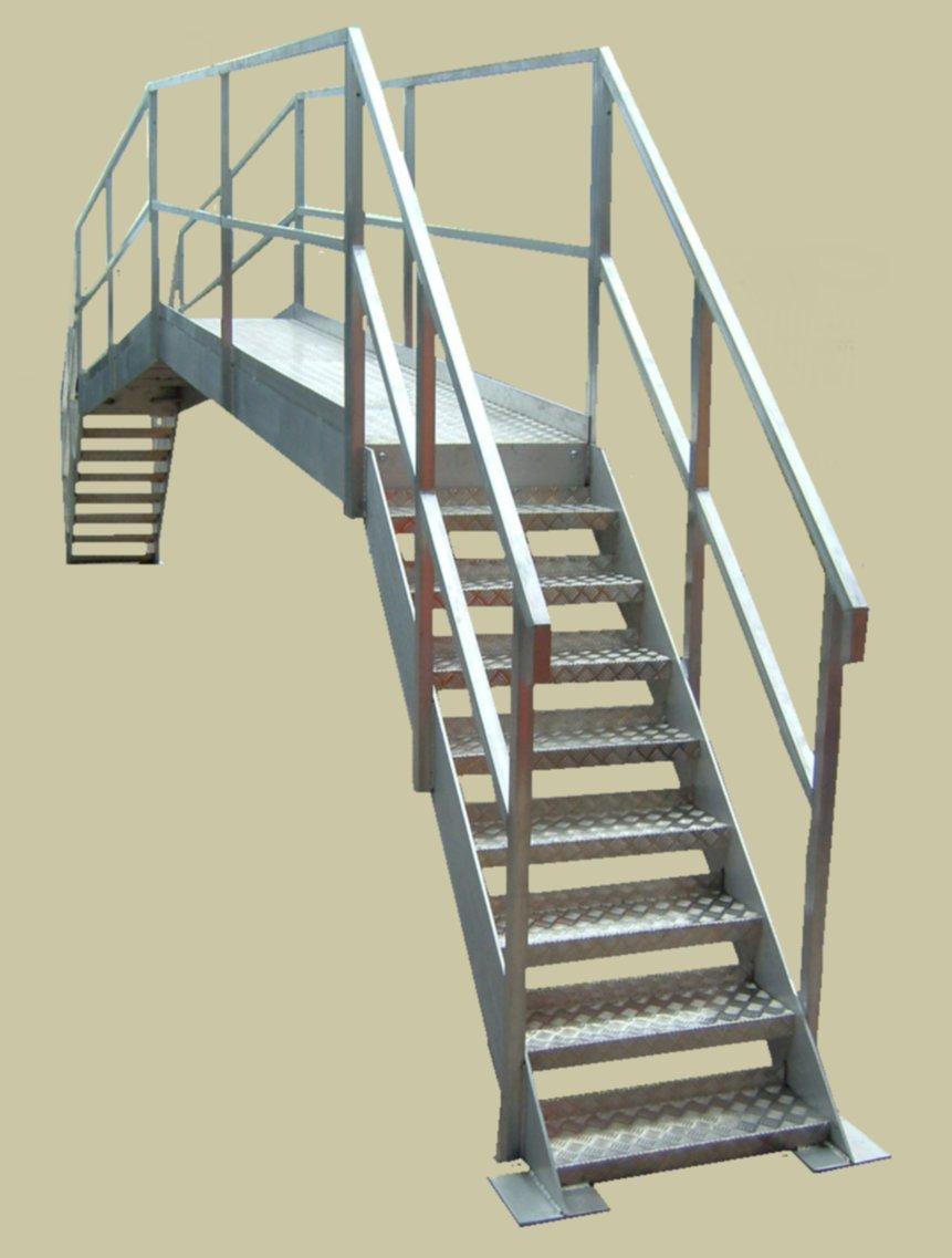 walkway staircase image