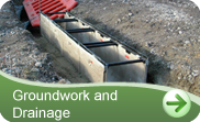 groundwork and drainage