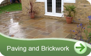 paving and brickwork