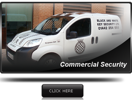 Commercial - Security Guards | Keyholding | lockups | Alarm Response | Hemel Hempstead | Hertfordshire
