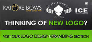 Thinking of new logo? Visit our logo design/branding section