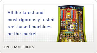 Fruit Machine Rental
