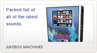 Juke Box Machine Rental
