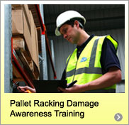 pallet racking damage awareness training