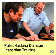 pallet racking inspection training