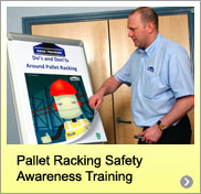 pallet racking safety awareness training
