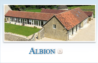 Luxury accommodation Albion Barn image