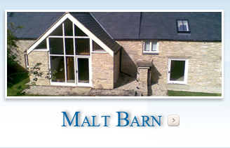 Luxury accommodation Malt Barn image