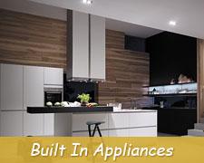 Built In Kitchen Appliances Surrey