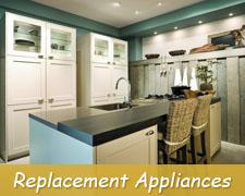 Replacement Kitchen Appliances Surrey