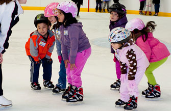Leisure Matters - synthetic ice rinks