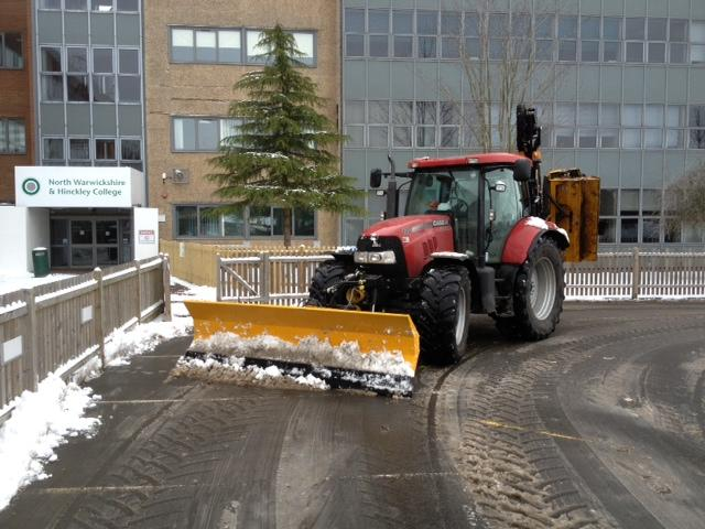 Snow Clearance and Gritting