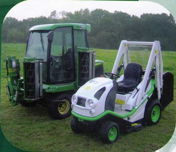 Tractors For Landscaping