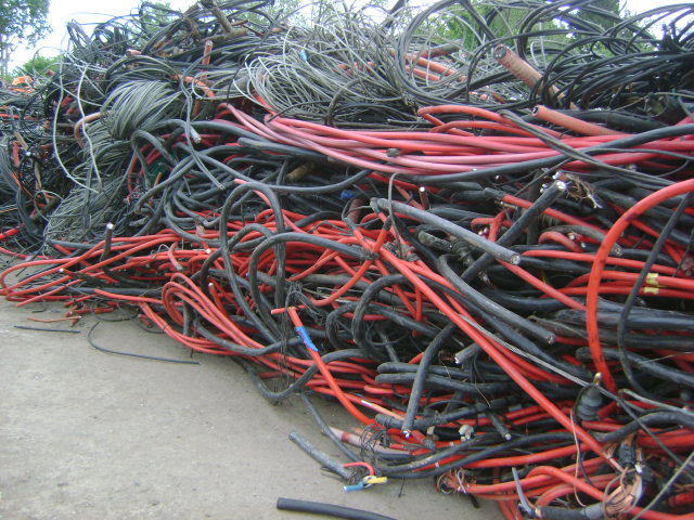 scrap metal buyer