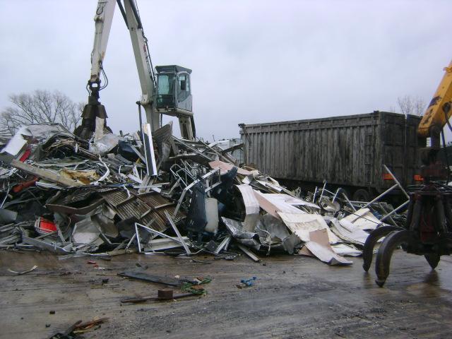 waste metal dealers