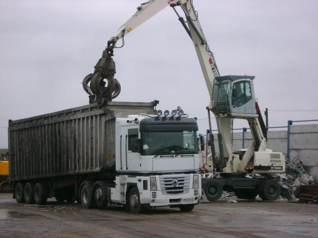 scrap metal export