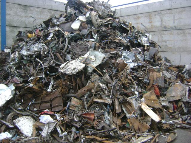 non ferrous scrap metal