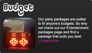 Cheap Party Packages, Entertainment on a budget, Mobile DJ, Karaoke, Kent, Rochester, The Medway