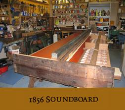 1856 Soundboard