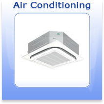 Air Conditioning throughout Nottingham, Leicester and Derby