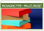 Packaging Type - Pallet, Packet