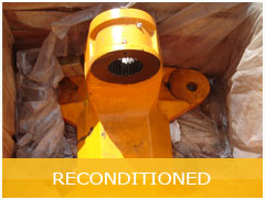 Reconditioned JCB Parts and Spares