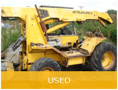 Used JCB Parts and Spares