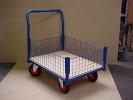 trolleys, sack trucks, hand trucks