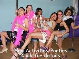 Hen weekends in Nottingham - hen activities and hen party ideas