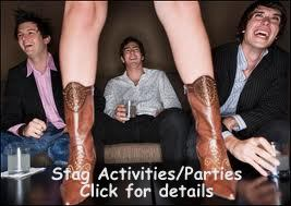 Stag weekends in Nottingham - stag activities and stag party ideas