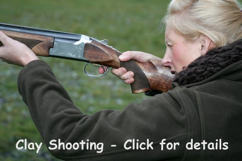Clay Pigeon Shooting - Stag weekend and hen weekend favourite