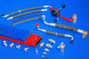 Birmingham Seals provide Hose & Fittings, Hydraulic Hose, Fittings, Hose Assemblies and hydraulic products
