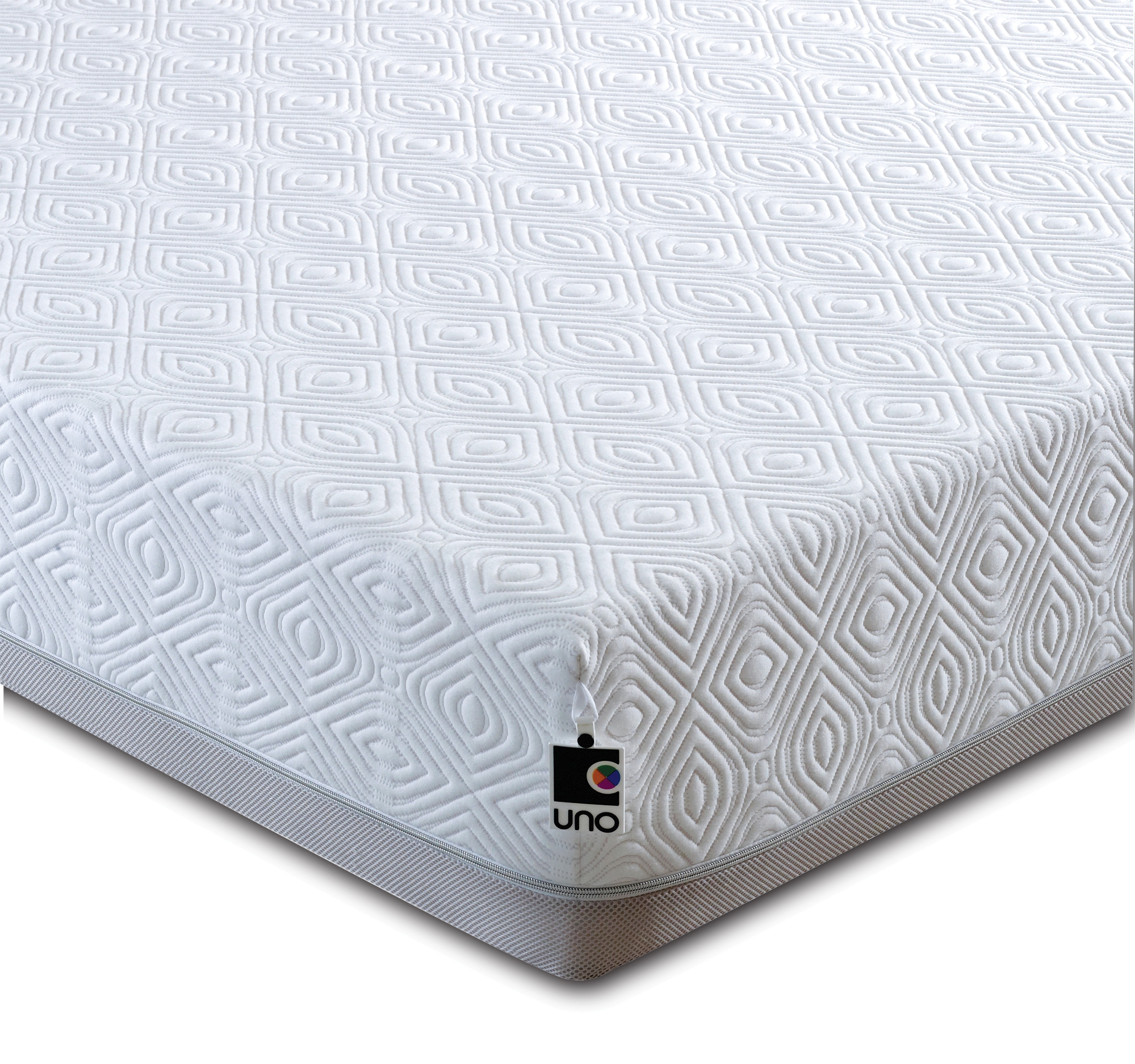 Uno memory pocket 2000 memory foam mattress