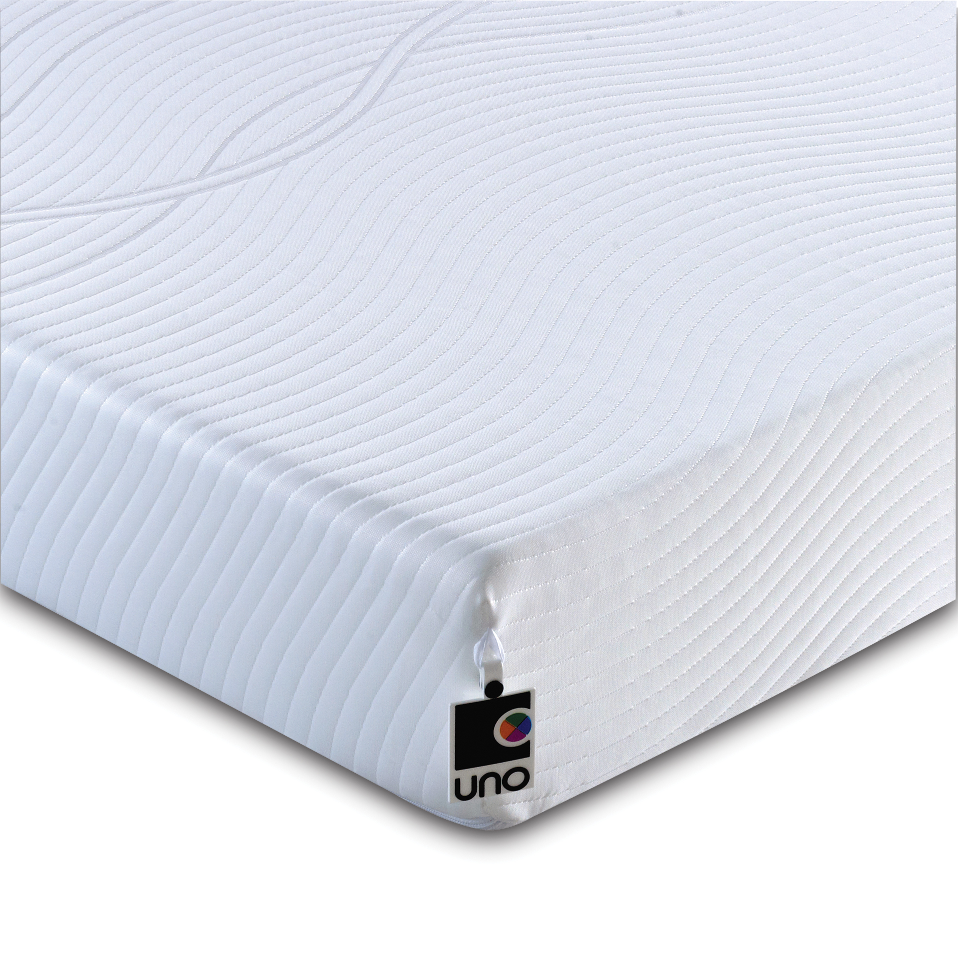 uno vitality plus memory foam mattress